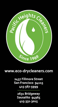 Pacific Heights Cleaners in San Francisco & Sausalito - Home Page